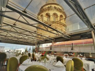 En İyi Galata Manzaralı Restoran GalataPort