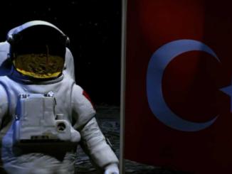 Aya giden ilk Türk